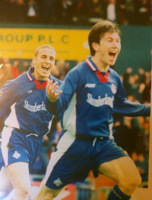 Mark Innes Oldham Athletic