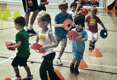 Drop & Shop Boys and Girls aged 5 – 12 years old (school year 1 – 7)